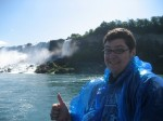 Me on the Maid of the Mist