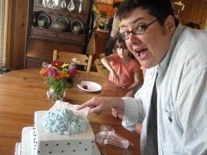 me and cake
