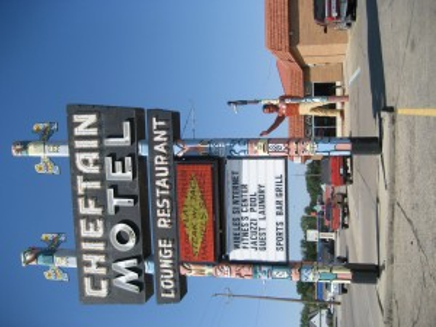 Chieftan Motel