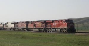 Canada Pacific rail