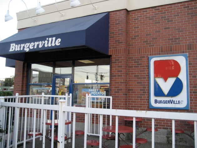 Burgerville in SE