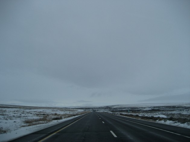 The long long road to Walla Walla