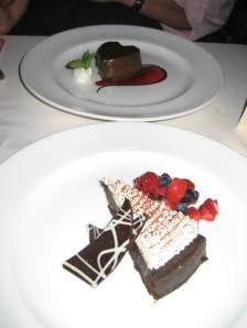 shipboard desserts