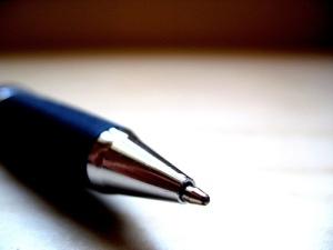 pen point