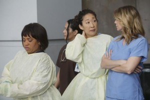 Greys Anatomy Season 8 premiere screencap