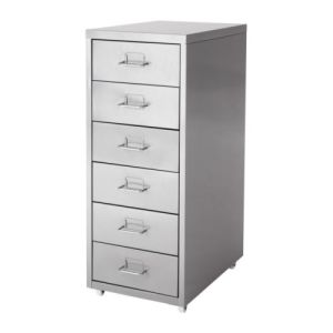 drawer unit on castors
