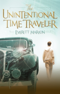 Unintentional Time Traveler cover